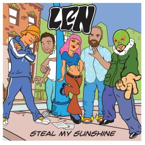 Steal My Sunshine Alcopop