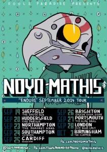 Noyo Mathis band