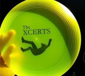 xcerts frisbee