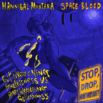 Space Blood Hannibal Montana