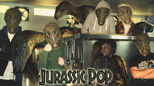 Jurassic Park pop band