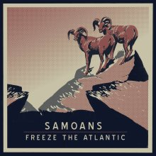 Samoans Freeze the Atlantic Split EP Bandcamp