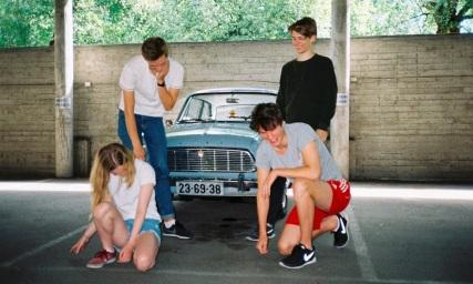 Sl0tface Norway band Take Me Dancing Soundcloud