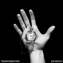 Joe Booley TRANSFORMATIONS album review