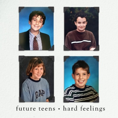 Future Teens Hard Feelings Sleep Schedule Boston pop punk emo indie Take This to Heart Records