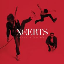 The Xcerts Hold on to your heart album review 2018 feels like falling in love record