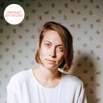 Anna Burch Quit the Curse album review polyvinyl Heavenly records 2018
