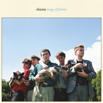 Shame Songs of Praise album review 2018