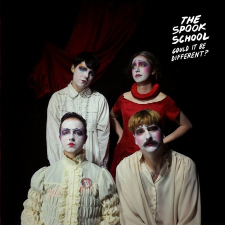 The Spook School Could It Be Different? album review 2018 Alcopop Slumberland