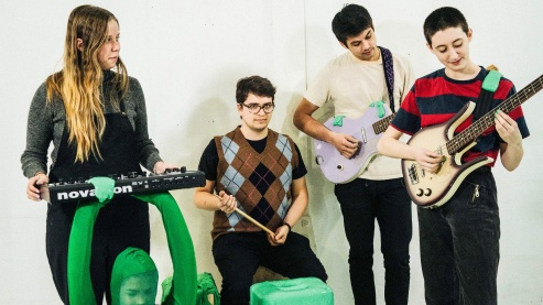 Frankie Cosmos, new music, alternative music, pop music, rock music, sub pop records, vessel, jesse