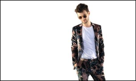 Charlie Barnes Oceanography new music album review 2018