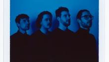 Ice Baths London band influences DEVO