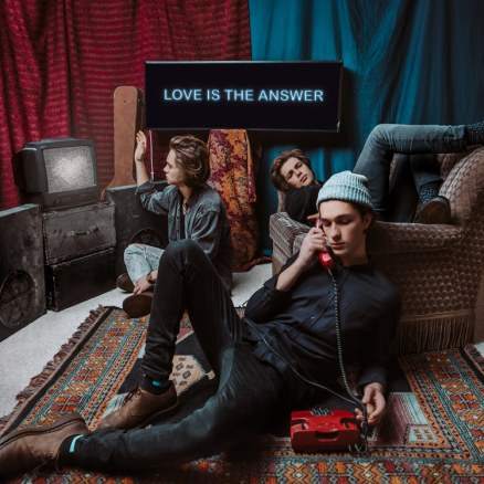Carnival Youth Love is the Answer stream