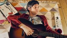 new music Super Fan 99 Records Luke Barham influences