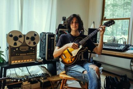 Sam Evian IDGAF new music