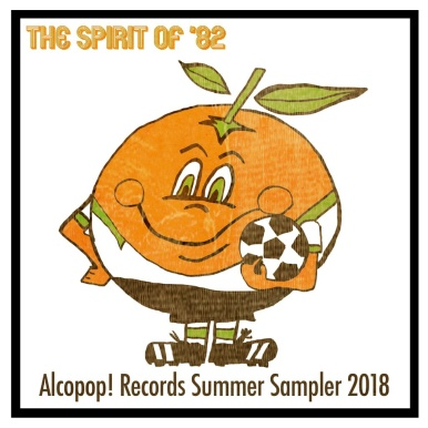 Alcopop Records compilation 2018 new music