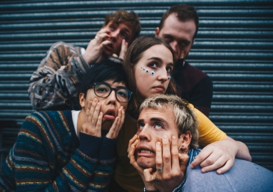 flirting. peppermint stream alternative pop indie