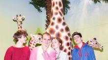 Pom Poko birthday album review new music Bella Union