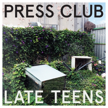 Press Club Late Teens album review 2019
