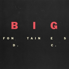 Fontaines D.C. band Big stream Dogrel