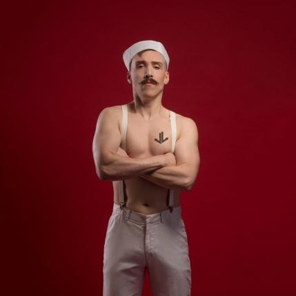 Jamie Lenman Popeye Shuffle album video 2019