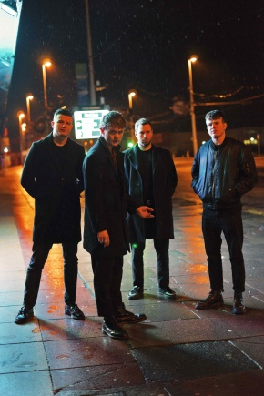 Strange Bones Blitz Vicious band 2019 EP