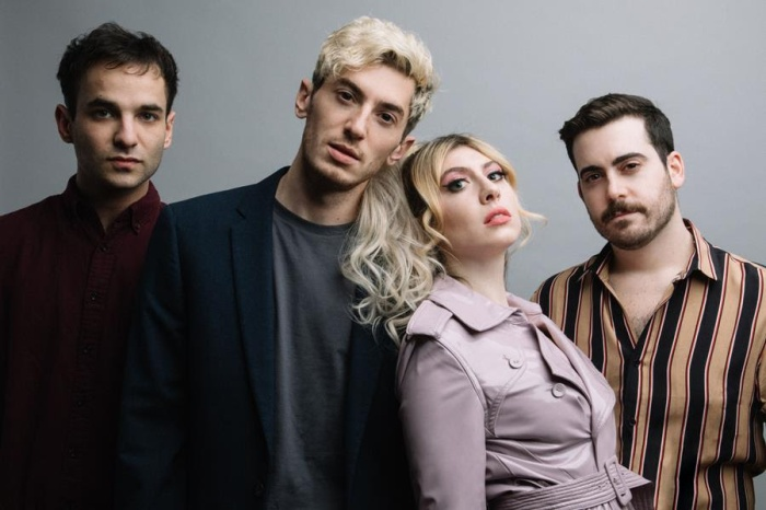 Charly Bliss power pop new music 2019 Lucky Number Young Enough Hard to Believe