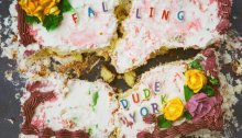 Dude York Falling 2019 Seattle album review emo pop alternative indie