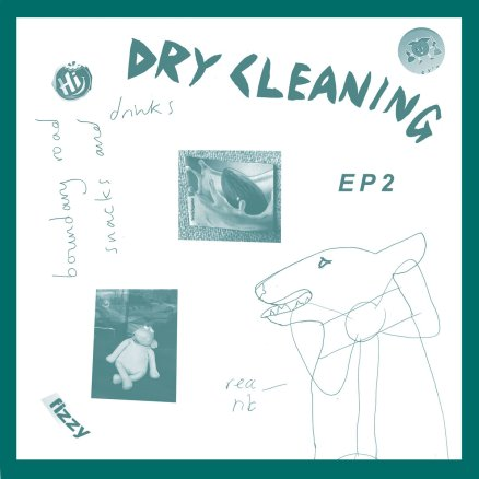 Dry Cleaning Boundary Road Snacks and Drinks EP review Bandcamp