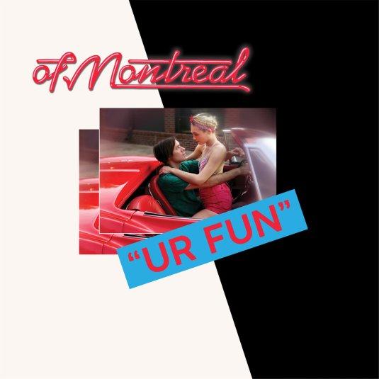 Of Montreal UR FUN album review