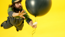 Pictish Trail Lead Balloon new music 2020 Lost Map