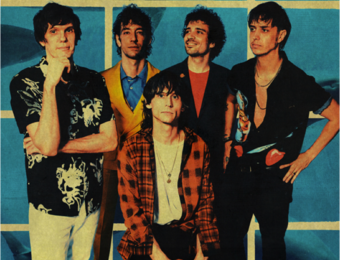 The Strokes At the Door The New Abnormal 2020 new album