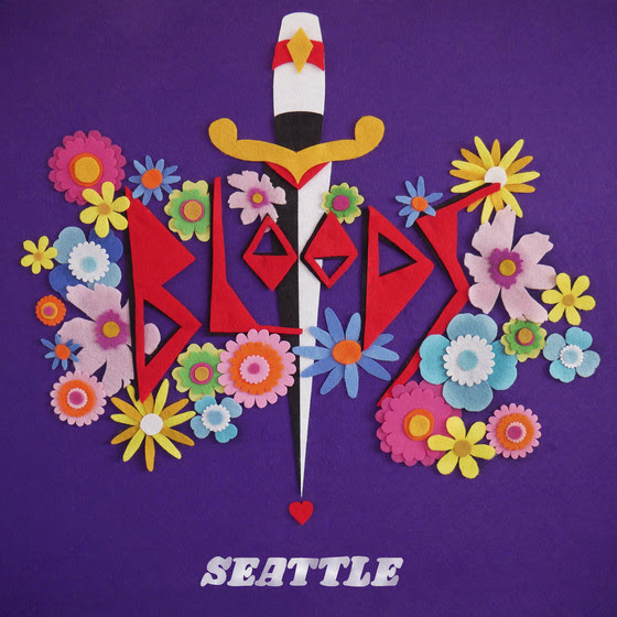 Bloods Seattle EP review 2020 Share It Music