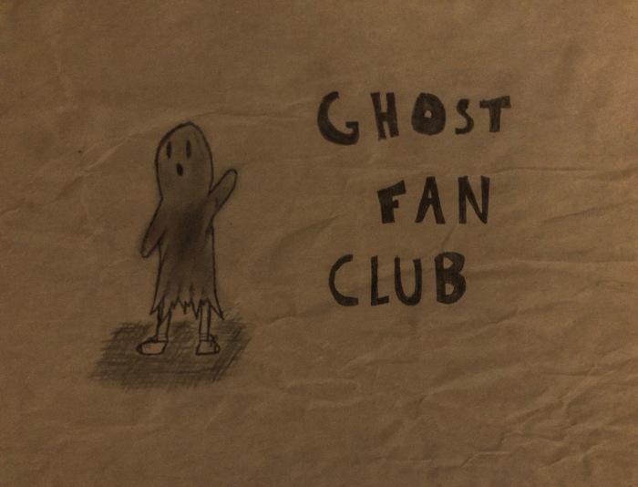 Ghost Fan Club Passing Through stream