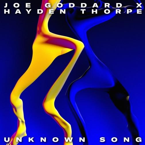 Joe Goddard Hayden Thorpe Hot Chip Wild Beasts Domino Records collaboration Unknown Song