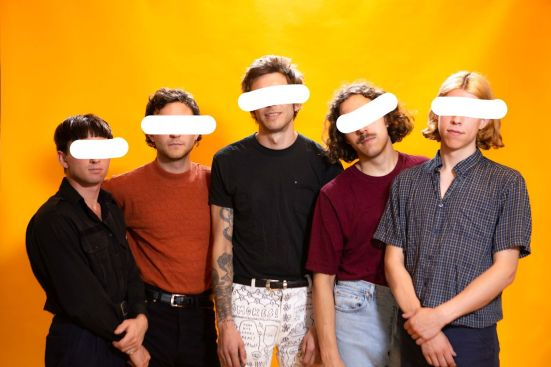 Pottery Welcome to Bobby's Motel album review indie Partisan Canada