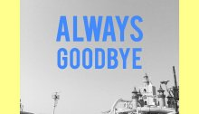 Cover artwork of Always Goodbye by Great Defeat Rose Coloured