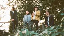 Bedrooms band Ireland Afterglow EP review