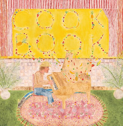 John Andrews and the Yawns Cookbook album review Woodsist
