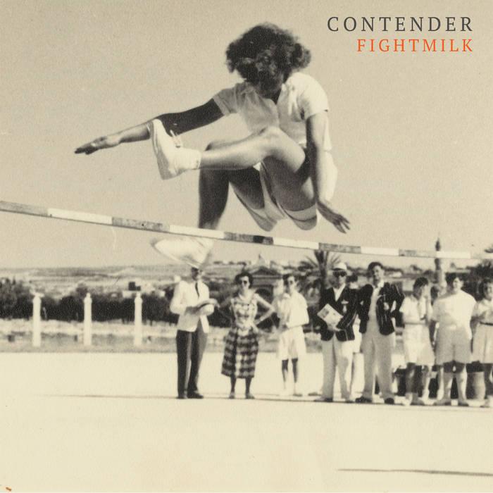 Fightmilk Contender album review music