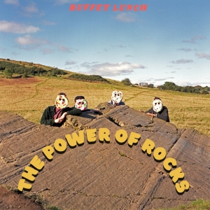 Buffet Lunch The Power of Rocks album review