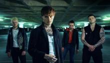 Strange Bones stream of England Screams Blackpool band
